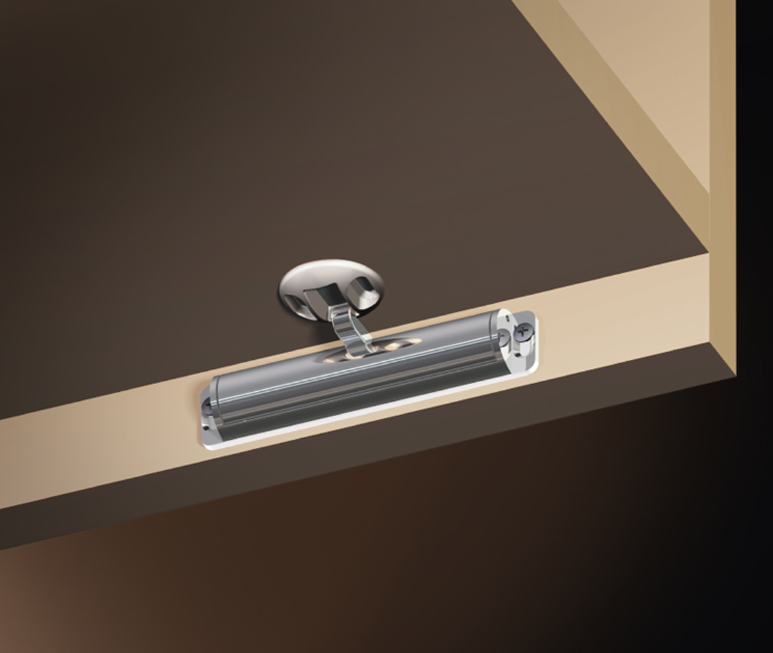 CONCEALED PULL OPEN HANDLE V510